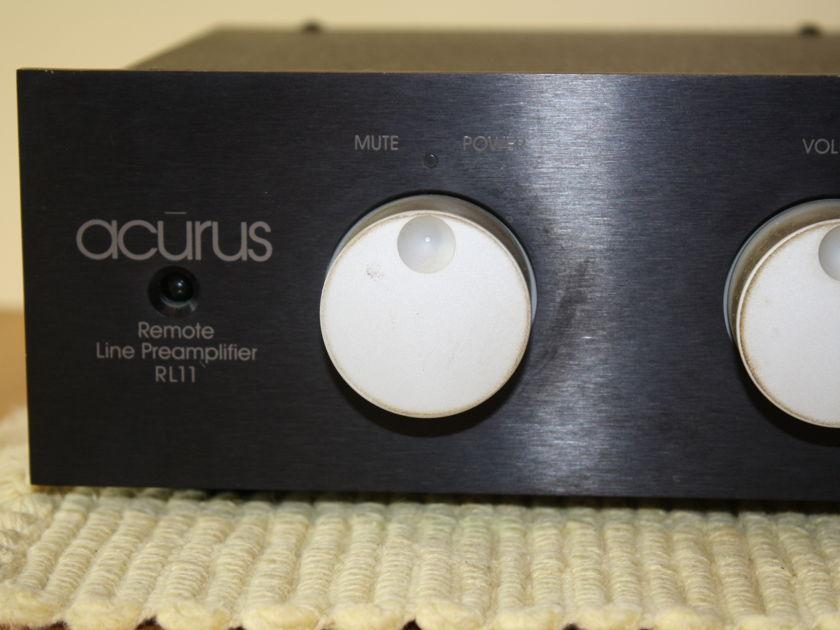 Acurus RL-11 Pre-Amp