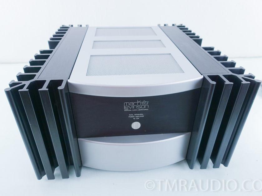 Mark Levinson No. 334 Power Amplifier (9239)