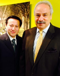 Joe Wong and Rodger Friedman just left Morgan Stanley to join Steward.