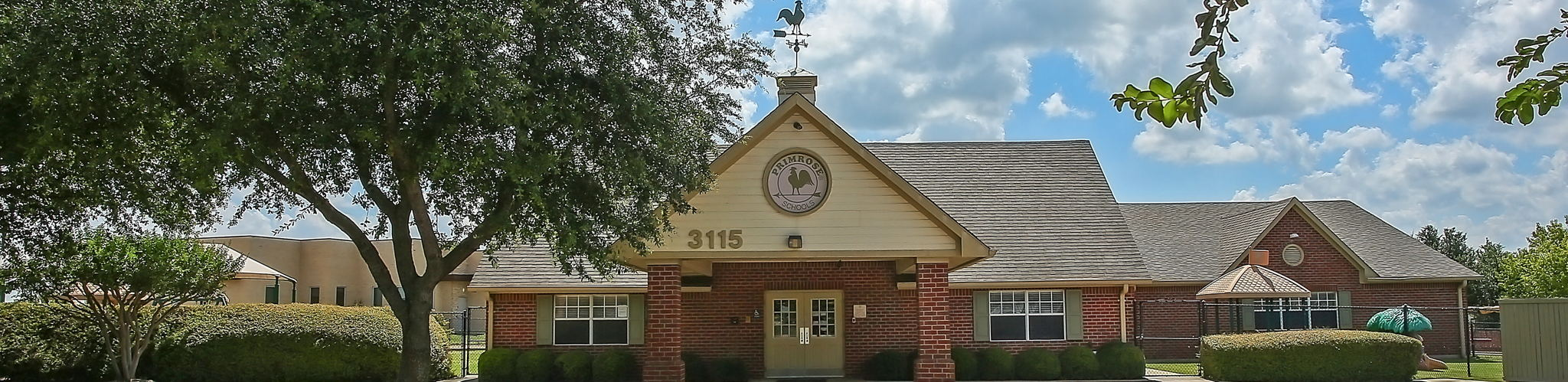 Exterior of a Primrose School of Rockwall