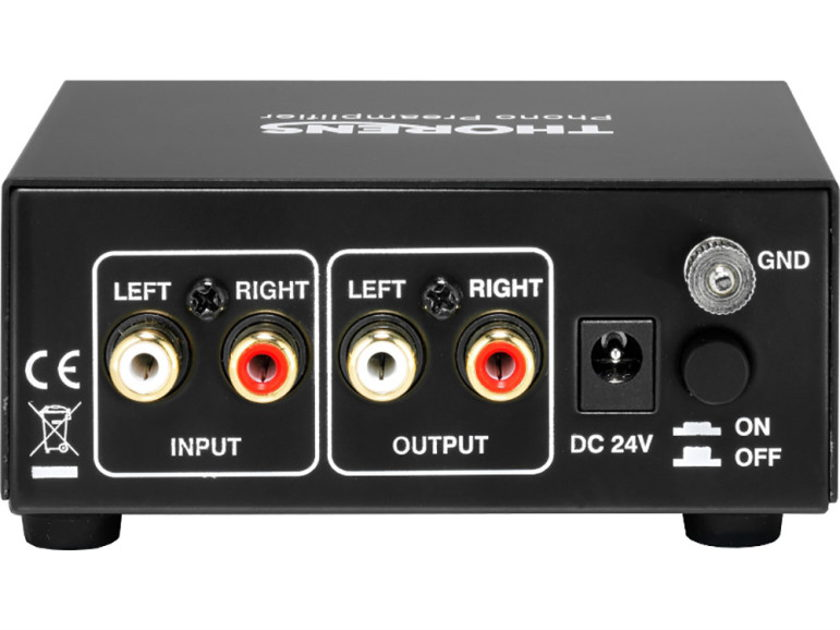 Thorens MM-002 Phono Preamp, New-in-Box - PENDING SALE
