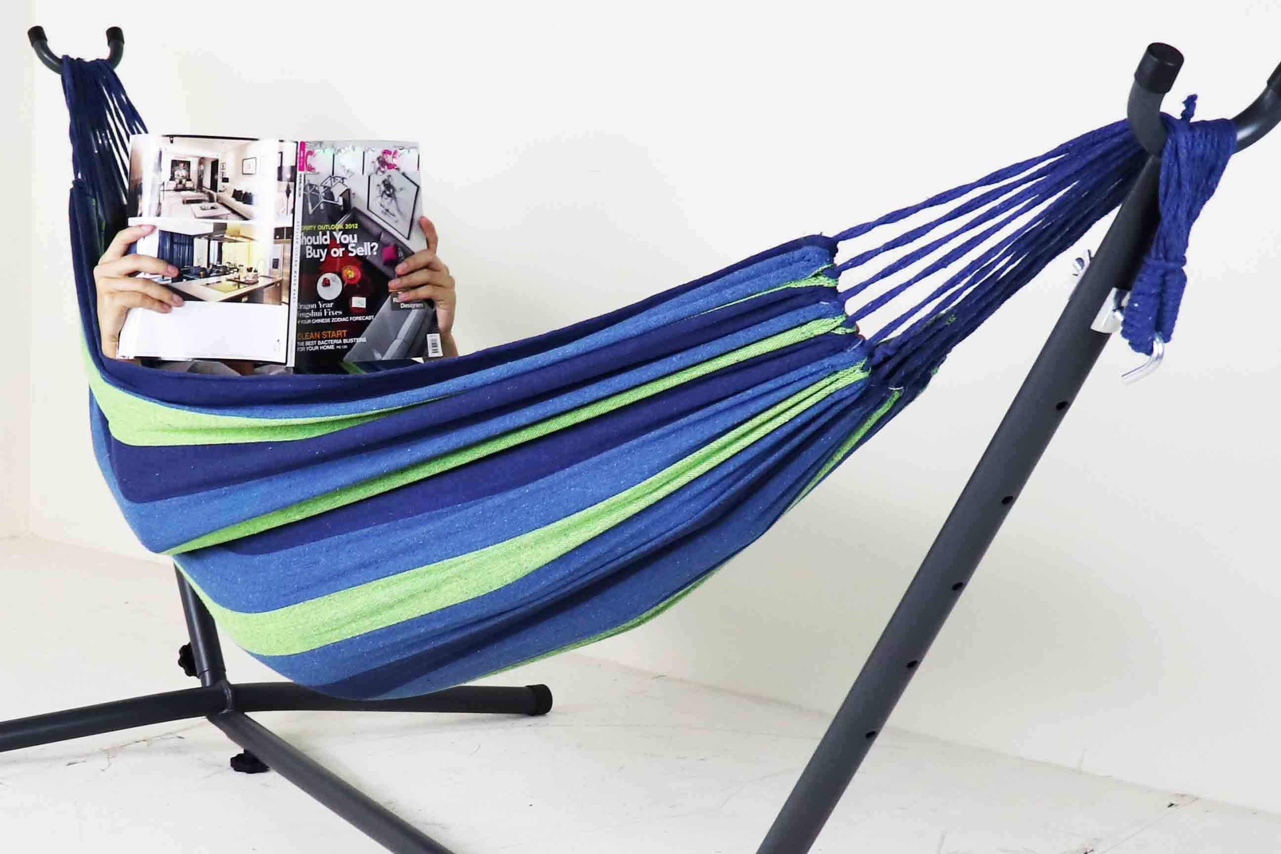 Hammock frame and outdoor furniture