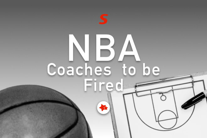 Next NBA Coach to be Fired
