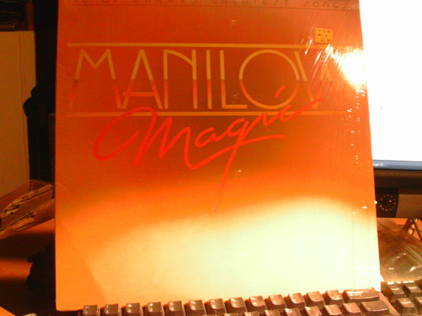 Barry manilow - MAGIc 16 greatest hits