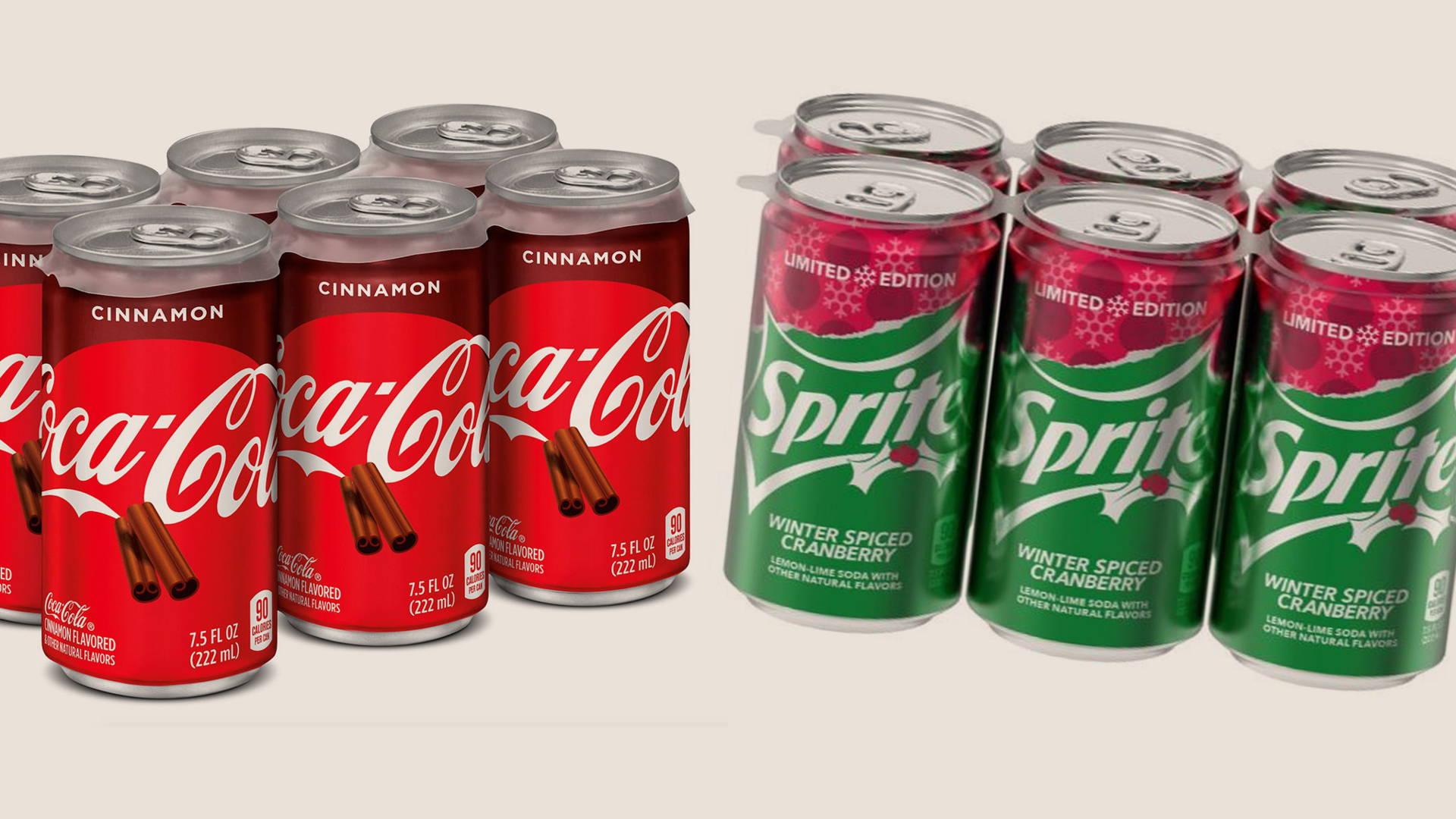 c8cf1df83faba Cinnamon Coca-Cola & Winter Spiced Cranberry Sprite Are Here For ...