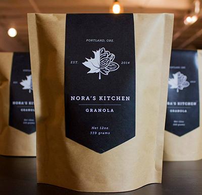 Noras Kitchen Granola