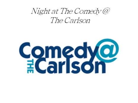 Night at Comedy @ The Carlson