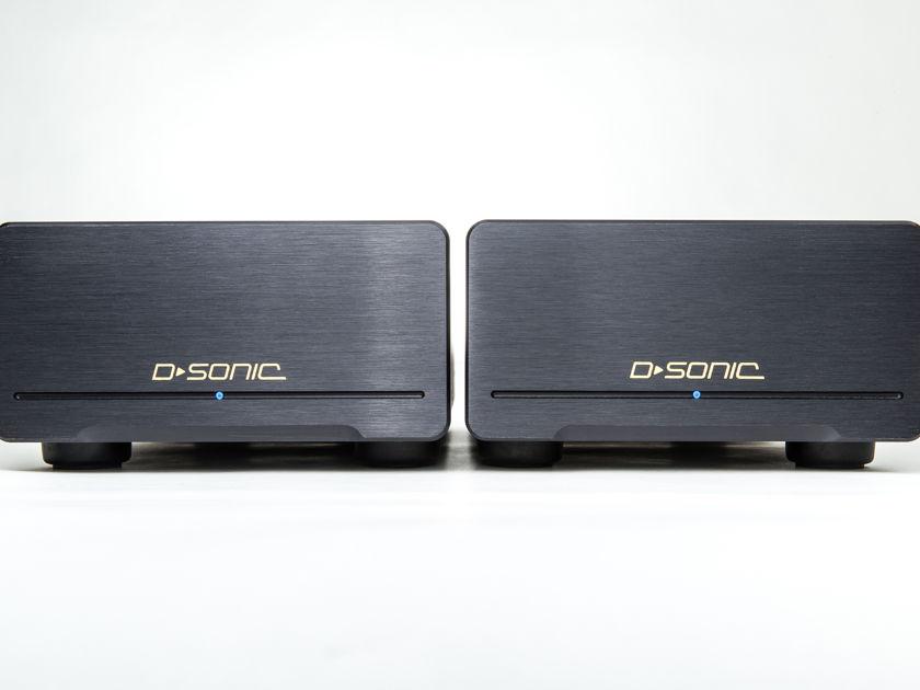 D-SONIC M3-600M 1x600w Mono Amplifier