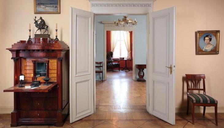 museum knoblauchhaus innenperskpektive