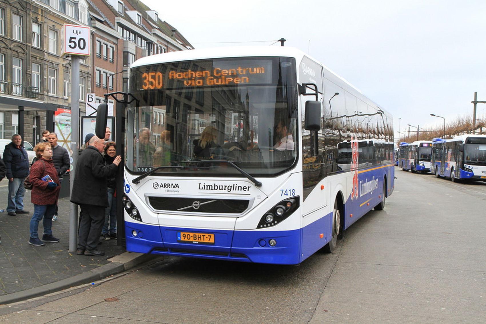 Grenzeloos reizen in Euregio Aachen en Zuid-Limburg