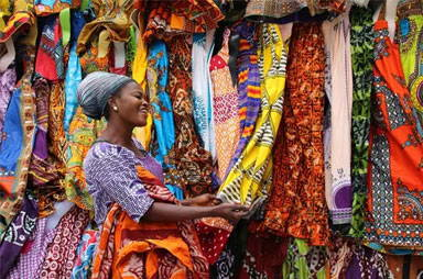 how to wash your african wax print fabric