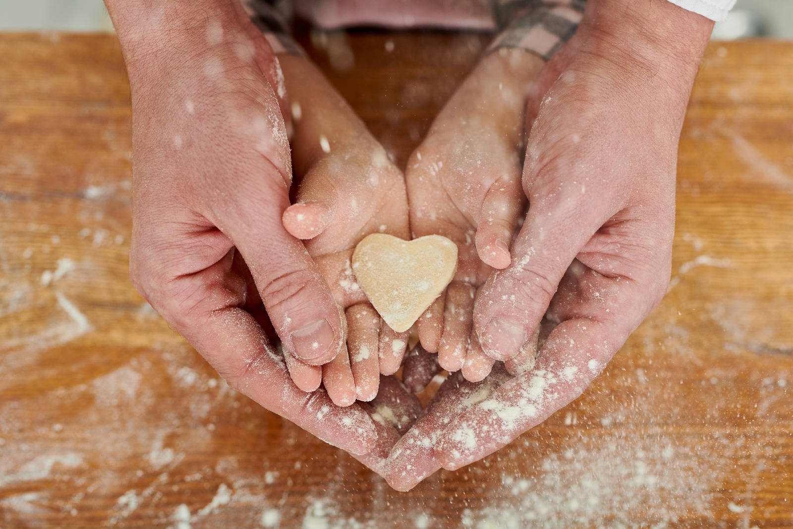 baking with love