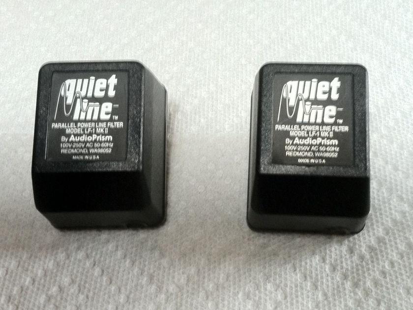 AudioPrism Quiet Line AC conditioner
