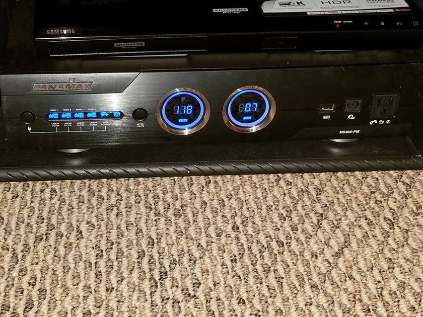 Panamax AW-M5300 PM A/V Components