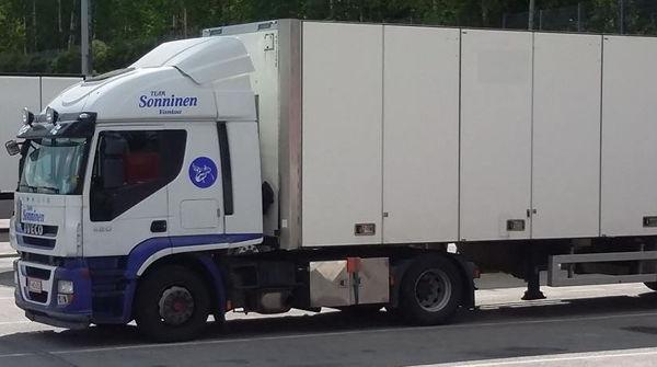 Kiinteistö- ja Kuljetuspalvelut Team Sonninen