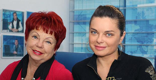 Наташа Королёва и Людмила Порывай в шоу «Домоседы» на «Радио Дача» - Новости радио OnAir.ru