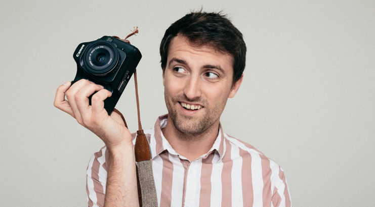Know Your Pro: James Brindley's Camera