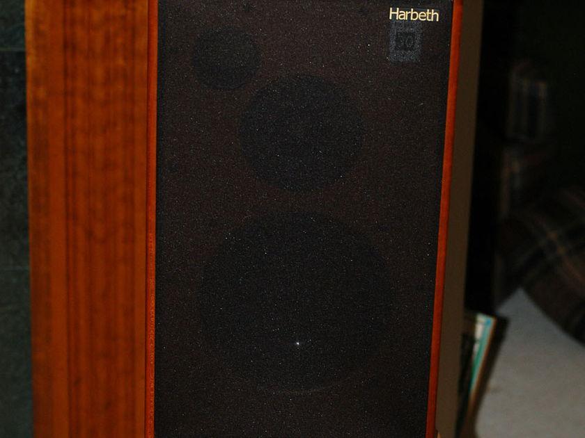 Harbeth Monitor 30's