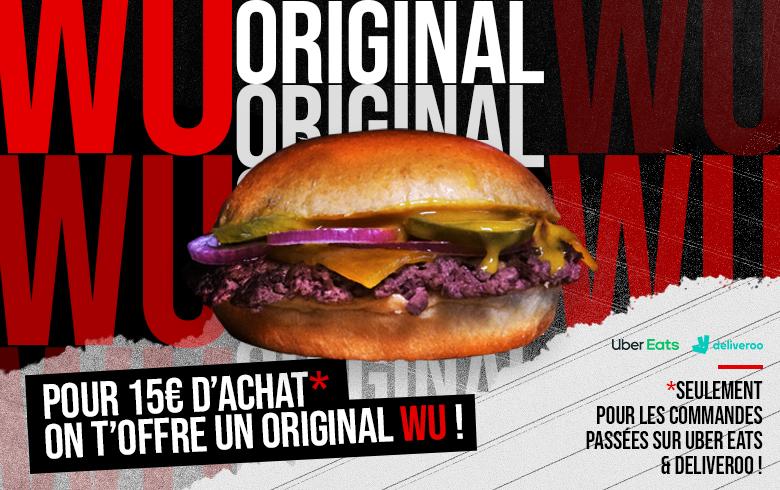 Les offres de notre restaurant ! Un bon burger à Toulouse à porter de main.