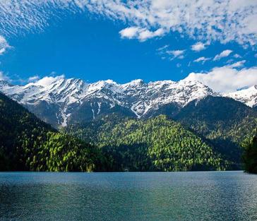 В Абхазию с любовью