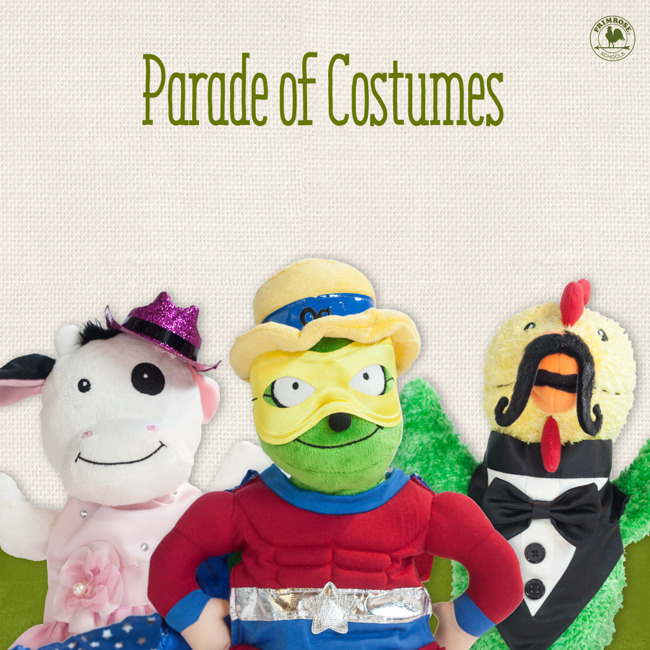 Parade of Costumes, Halloween, parade, trick or treat, preschool, childcare