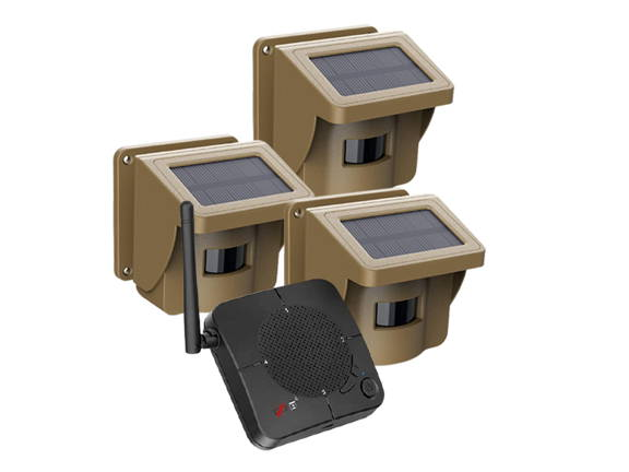driveway alarm with camera, driveway alert system,
