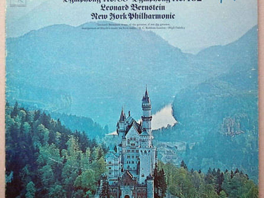 Columbia/Bernstein/Haydn - SymNos. 88 & 102 / NM