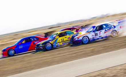 Club Race at Buttonwillow