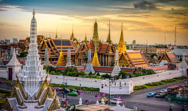 Обзорная экскурсия по Бангкоку