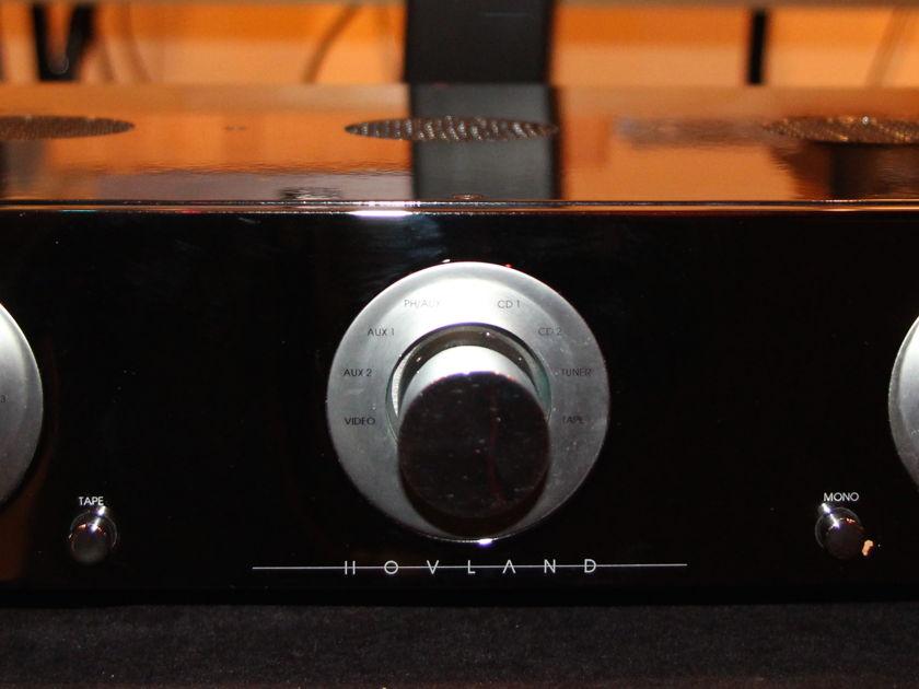 Hovland Company HP-100  Tube pre w MC phono