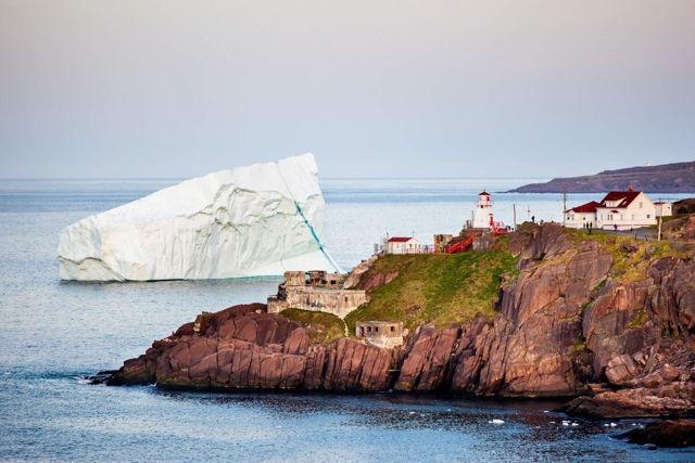 Fort Amherst Iceberg