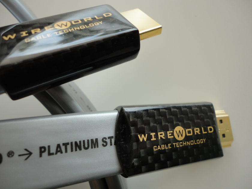 Platinum Starlight WireWorld - 2 meter - The Penultimate HDMI
