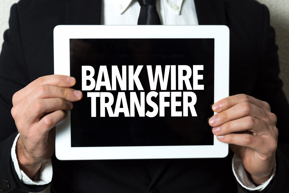 bank wire transfer | money transfer services
