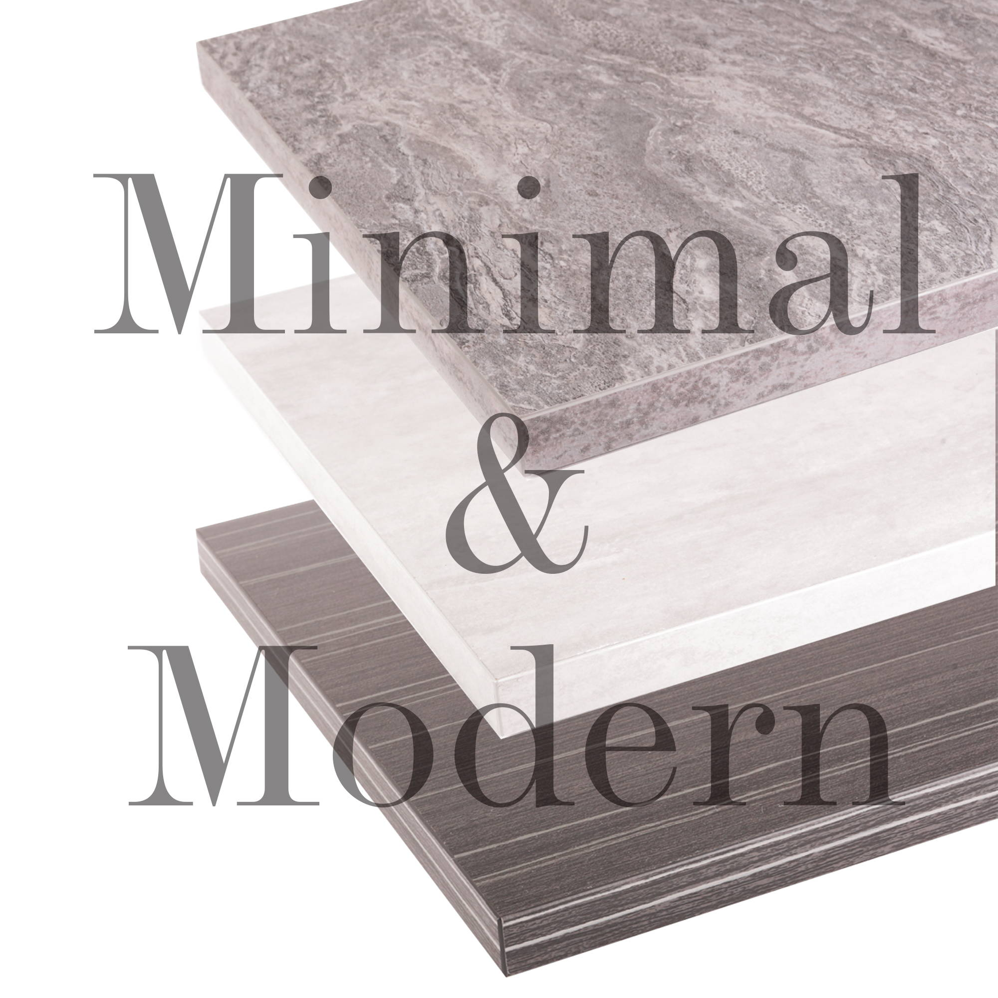 Minimal and Modern Shelves