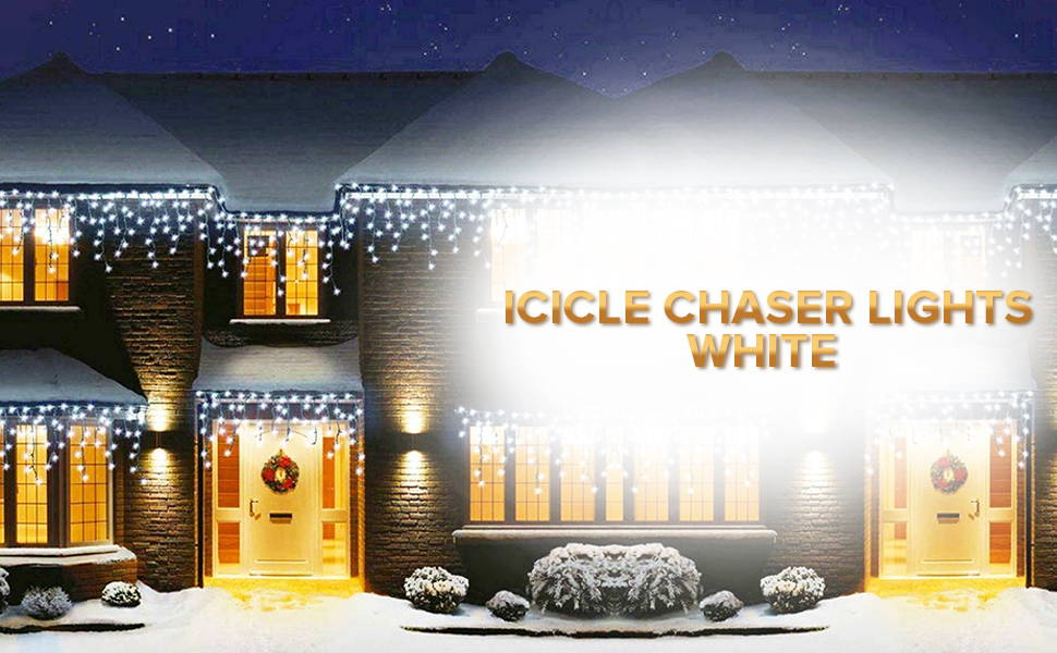 Icicle Chaser Lights