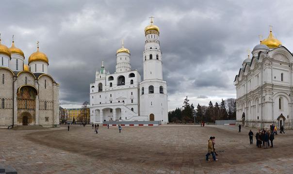 Пешеходная экскурсия по Красной площади и территории Кремля для орггрупп