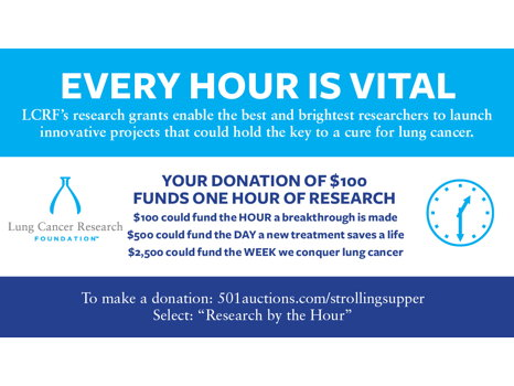 Donate to Research by the Hour