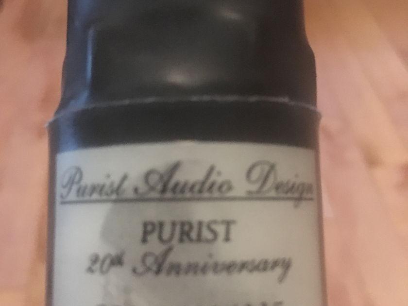 Purist 20th Anniversary 1M 15Amp