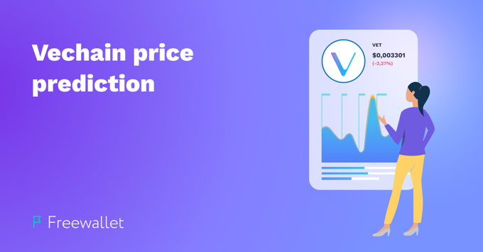 VeChain 2019 & 2020 price predictions