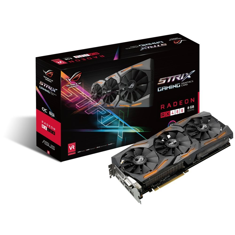 8 Best AMD Radeon RX 480 card as of 2019 - Slant