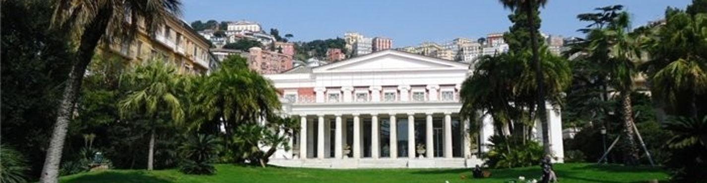 Жемчужина неаполитанской Ривьеры — музей Диего Пигнателли.