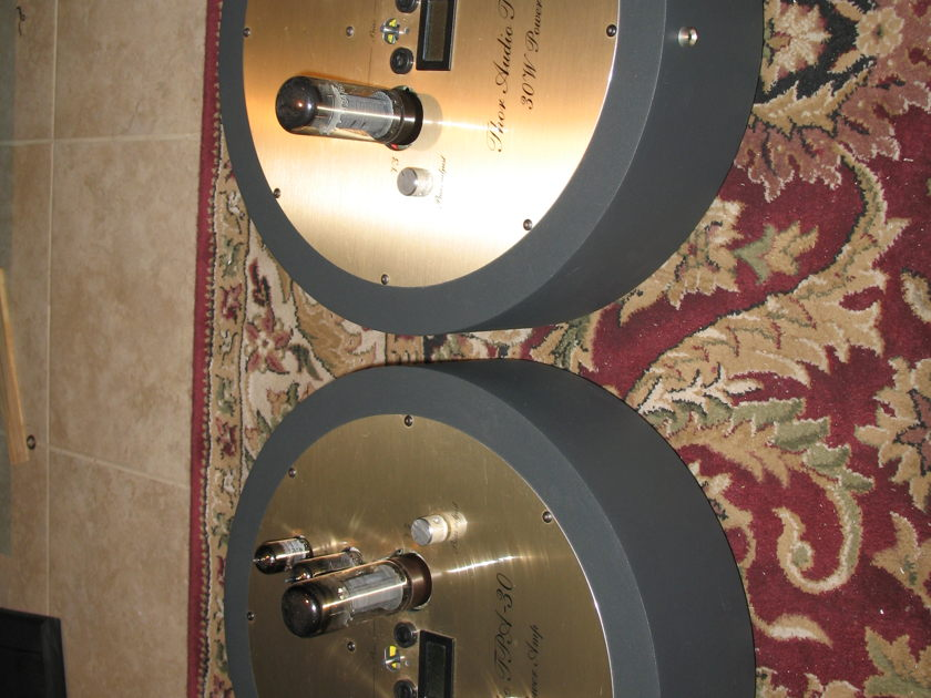 Thor Audio  TPA-30 Monoblocks Highly Modified Trades OK
