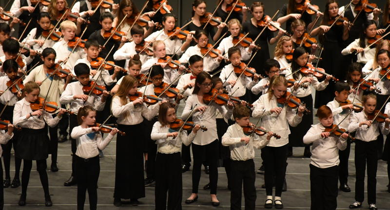 Preucil School of Music's 46th Annual String Concert