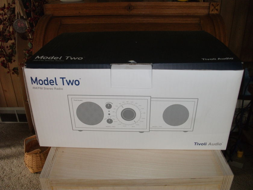 Tivoli Model Two new in box