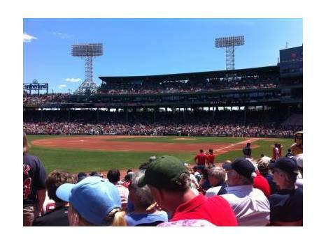 2 Red Sox Tickets - 2017 Season