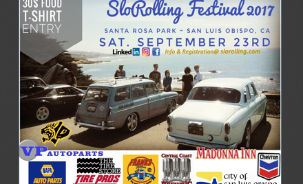 SloRolling Festival - European Classics and Mods