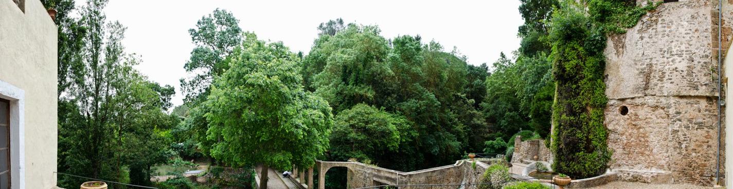 Усадьба Ла-Гранха и Вальдемосса