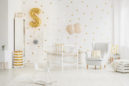 Sint-Martens-Latem - Time passes quickly when you welcome a little one to your family. Ensure your nursery is ready for the pace of change with these timeless design ideas.