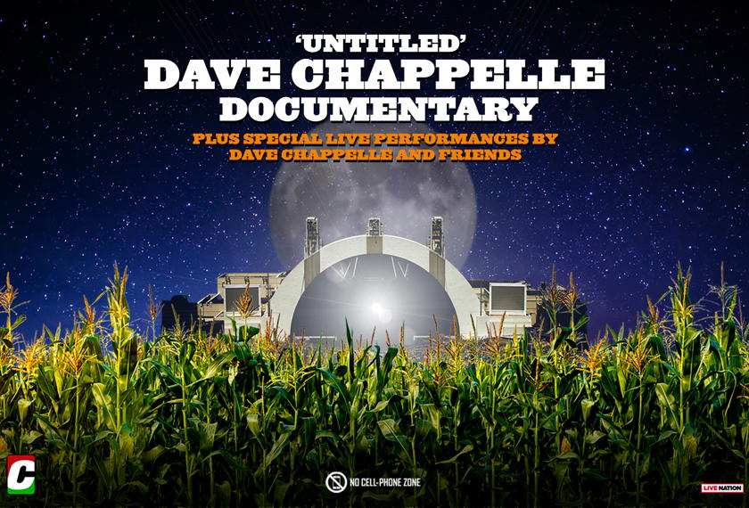 """""""Untitled"""" Dave Chappelle Documentary artwork"""