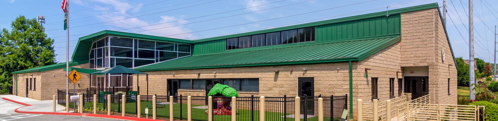 Exterior of Primrose School of Sandy Springs North